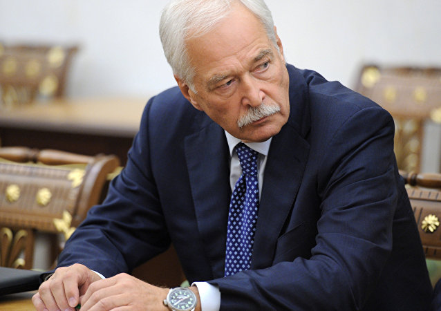 俄方呼籲頓巴斯地區9月1日前全面無限期停火
