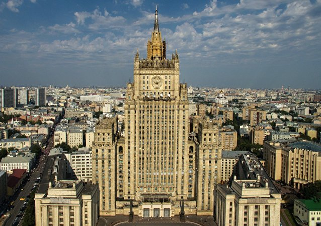 俄外交部评论《泰晤士报》关于RT电视台和俄罗斯卫星通讯社的文章