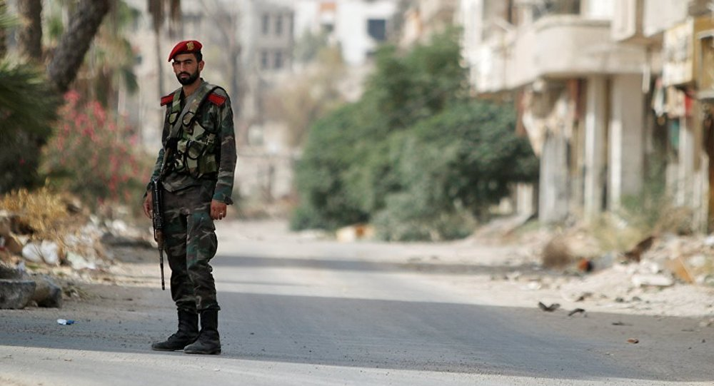 中国要在叙利亚作战?