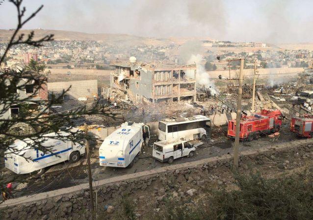 庫爾德斯坦工人黨聲明:吉茲雷恐怖襲擊案造成118名土耳其軍人死亡