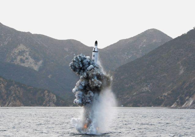 朝鮮或籌備新潛艇下水