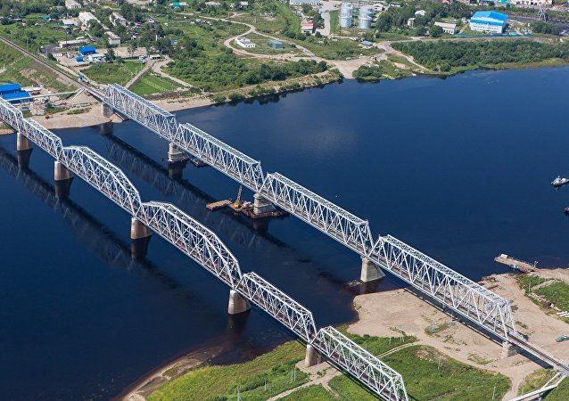 西伯利亞大鐵路運