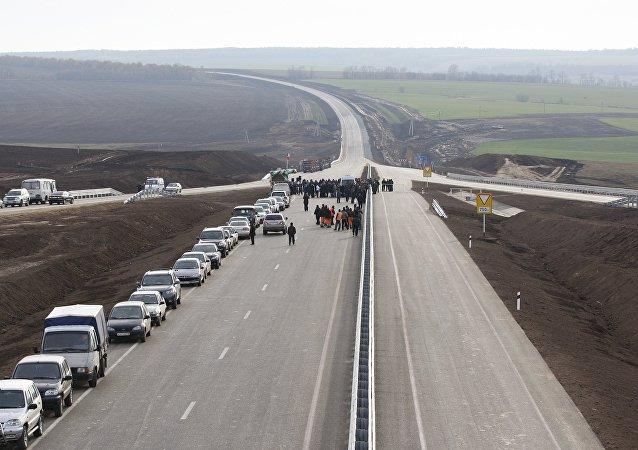 俄汽車運輸局:俄蒙中貨運線能使俄貨物4天抵達天津港