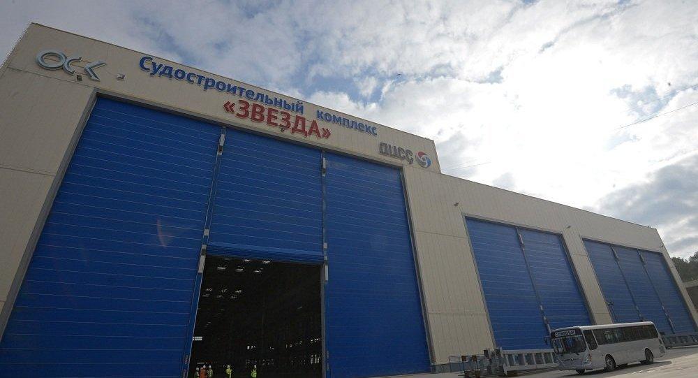 俄羅斯石油:濱海邊疆區紅星造船廠二期建設將提前4年完工