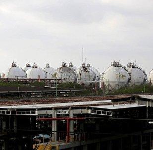 墨西哥国家石油公司Pemex的炼油厂