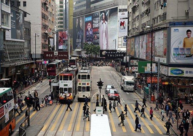 媒体:华裔加拿大籍富豪肖建华在香港被捕并被带回中国