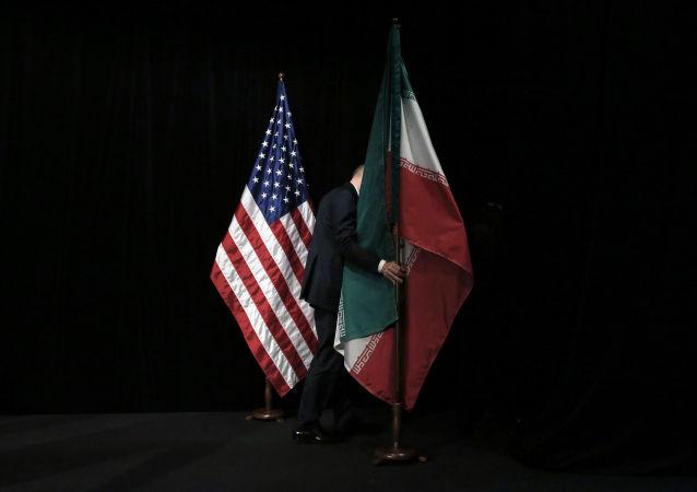 美國總統表示準備在不設先決條件的情況下會見伊朗總統