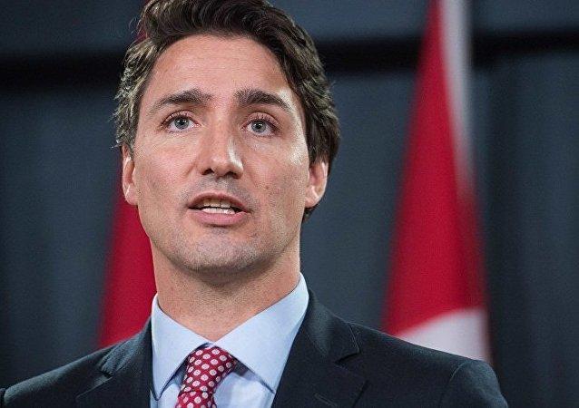 加拿大总理贾斯汀∙特鲁多