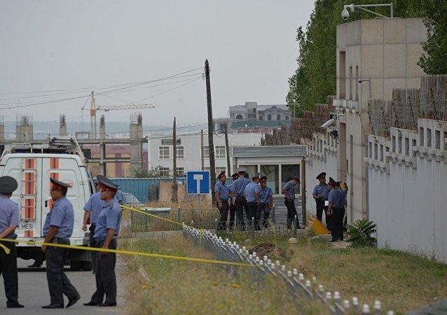 中國駐吉爾吉斯使館, 恐襲事件/資料圖片/