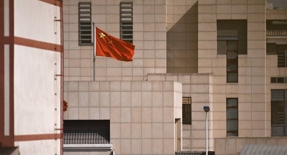 中國駐比什凱克大使館