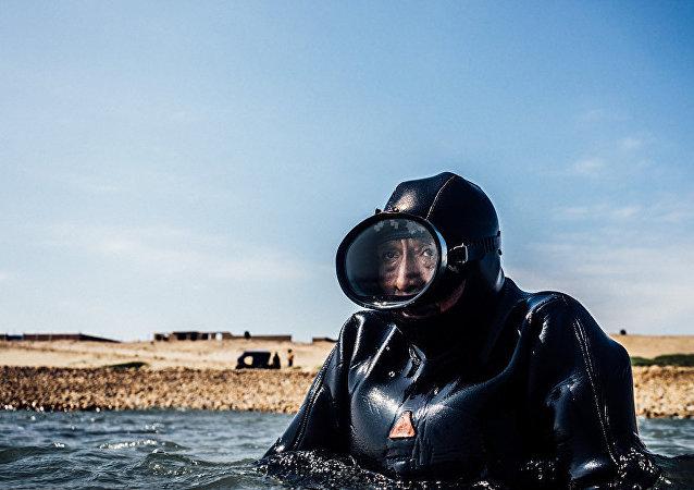 俄緊急情況部專家2017年計劃培訓150名約旦潛水員