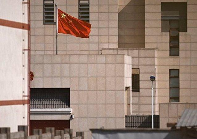 俄外交部譴責對中國駐吉大使館的襲擊