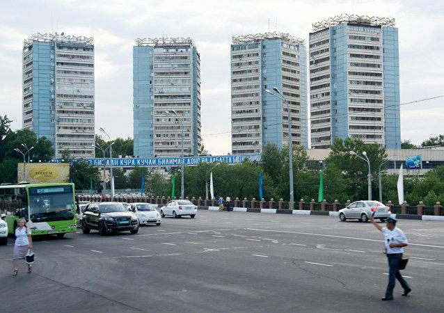 乌兹别克斯坦,塔什干