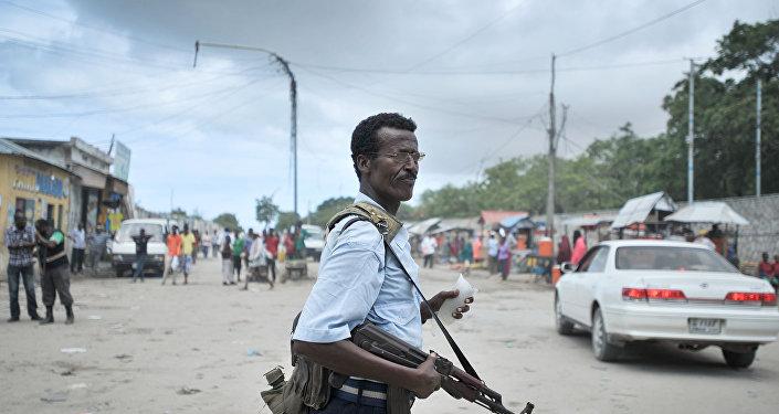 """索马里西北部的""""圣战者青年运动""""组织袭击造成60人死亡"""