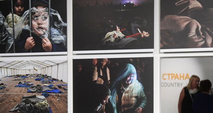 莫斯科安德烈·斯捷寧國際新聞攝影大賽獲獎作品展