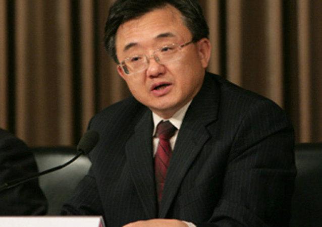 中國外交部副部長劉振民