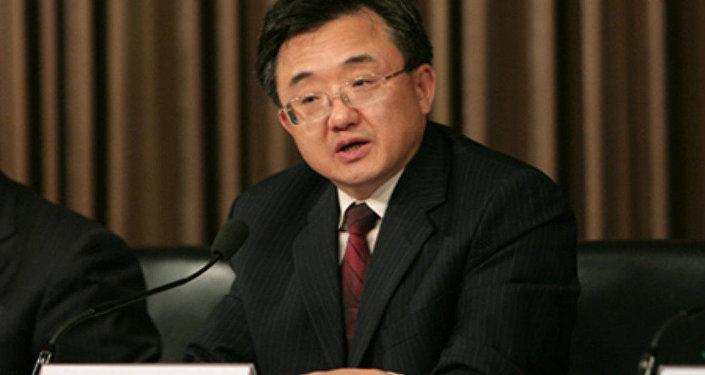 中国外交部副部长刘振民