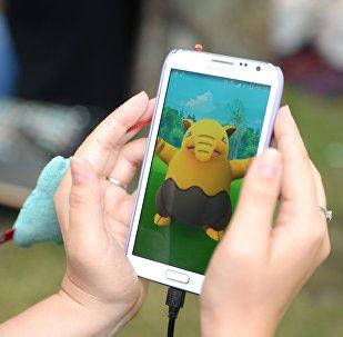 台湾一名孕妇因过度沉迷Pokemon GO视力下降