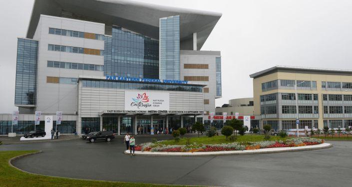 俄远东联邦大学将于东方经济论坛上开设俄日关系研究中心