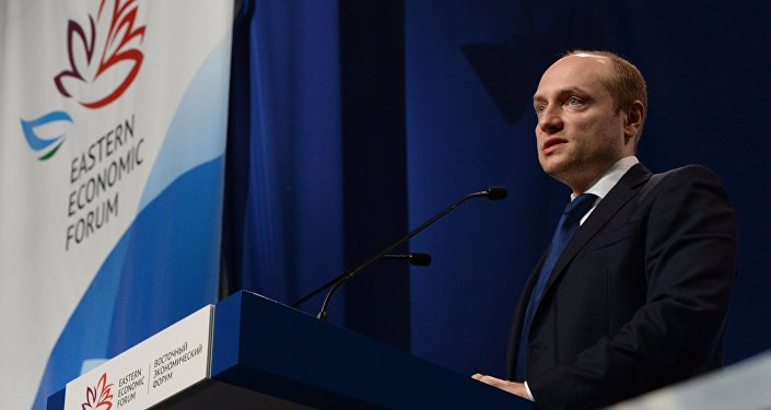 俄遠東發展部長亞歷山大·加盧什卡