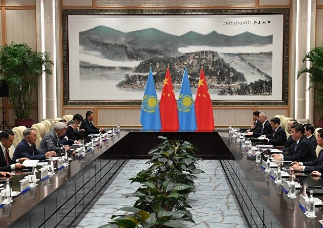 """中国专家:中哈合作成为落实""""一带一路""""倡议的典范"""