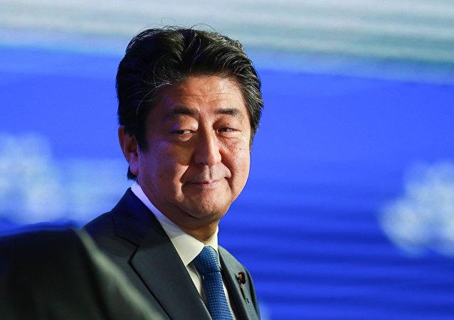 媒體:日本首相表示有意發展與中國的關係