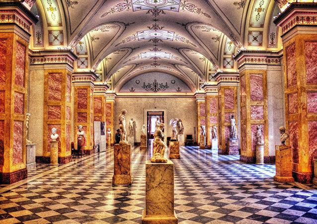 俄羅斯埃爾米塔日在TripAdvisor網站排名中成為歐洲最佳博物館