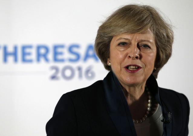 英国首相梅即将于6月9日宣布新内阁成员名单