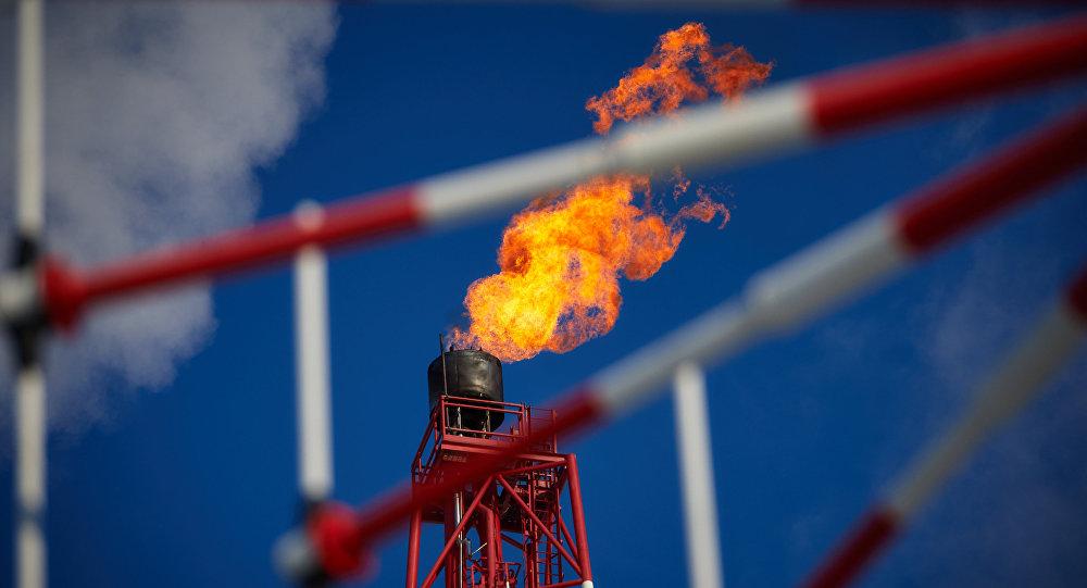 中国开始在墨西哥湾开采石油