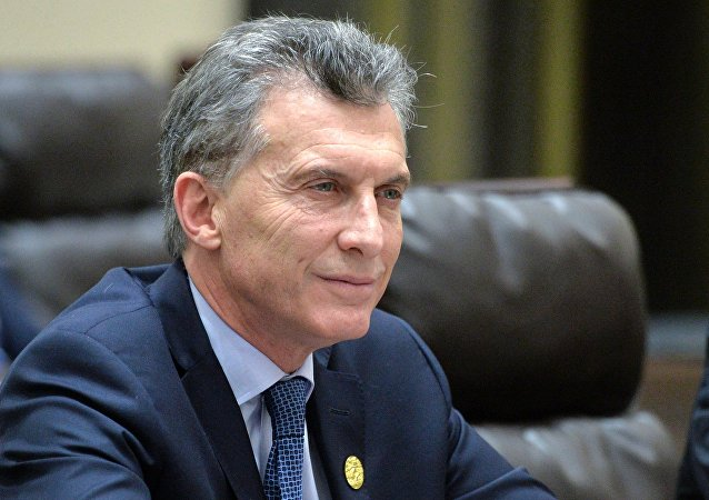 阿根廷總統馬克里