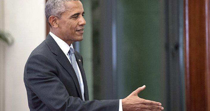 奥巴马宣布美国将解除对缅甸制裁