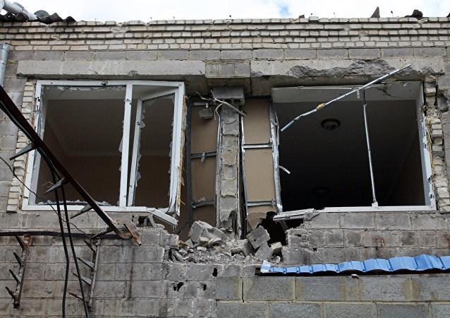 顿涅茨克共和国:乌军一昼夜内破坏停火49次
