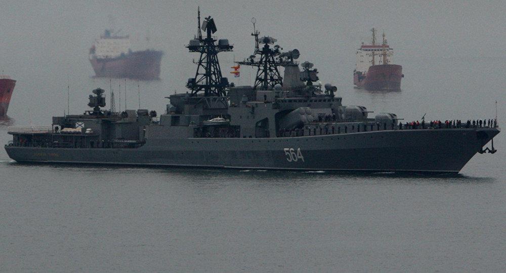 「特里布茨海軍上將」號大型反潛艦