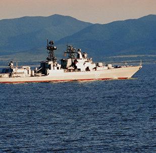 """""""特里布茨海军上将""""号大型反潜舰"""