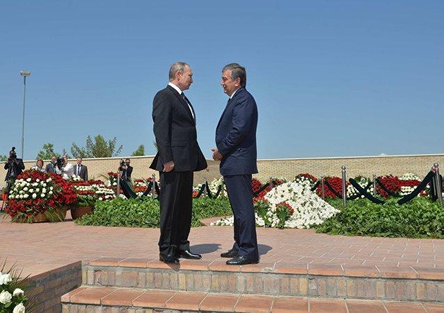 烏茲別克斯坦總理:俄仍將是烏的戰略夥伴和盟友