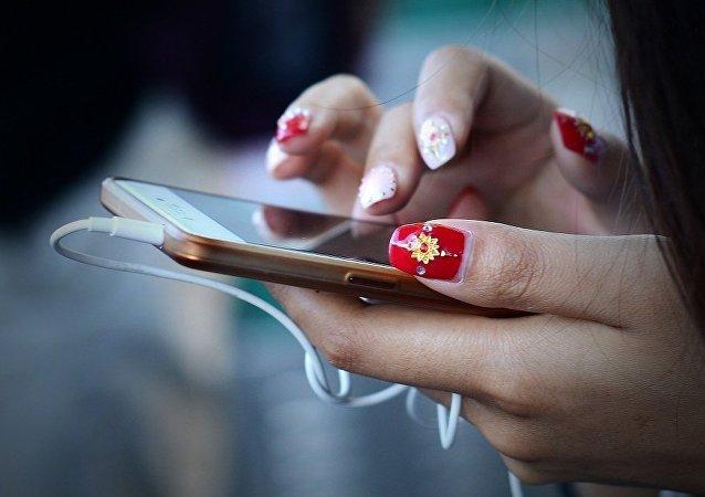 中国茄子快传成为俄20款最受欢迎的应用软件之一