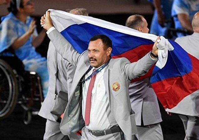 盧卡申科:白俄支持俄殘奧運動員,抗議不公正待遇