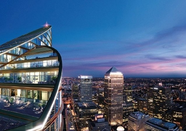 中国公司将在西欧建最高住宅楼