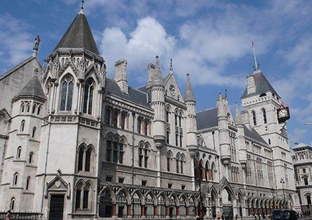 倫敦高等法院