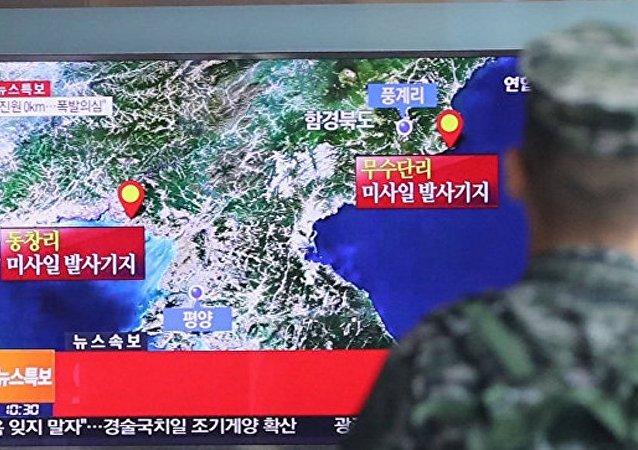 媒体:朝鲜称平壤核计划无商量余地