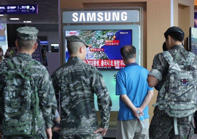聯合國在朝鮮核試驗消息傳出後關注局勢發展