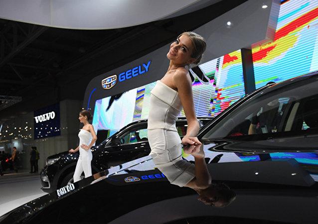 150家中国大型企业参加在莫斯科举办的中国机械工业品牌展