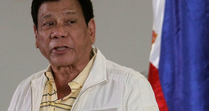 杜特尔特:菲律宾摒弃亲美外交政策