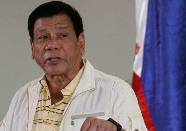 菲律賓總統稱聯合國秘書長是傻瓜