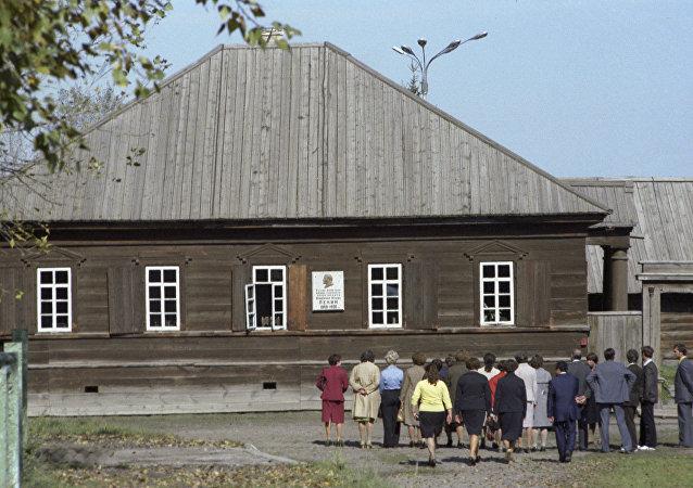 博物馆馆长:游客对列宁流放地舒申斯科耶的兴趣并未降低