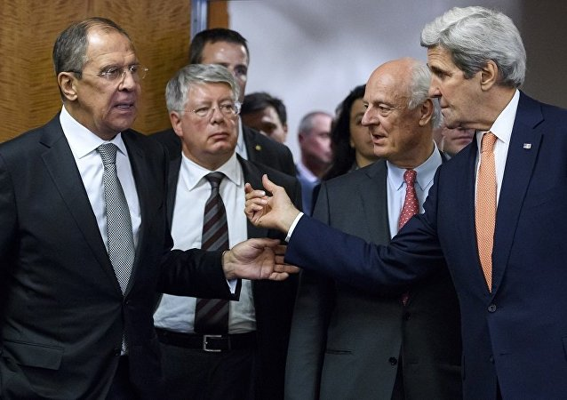俄美制定了調解敘利亞衝突的整套計劃