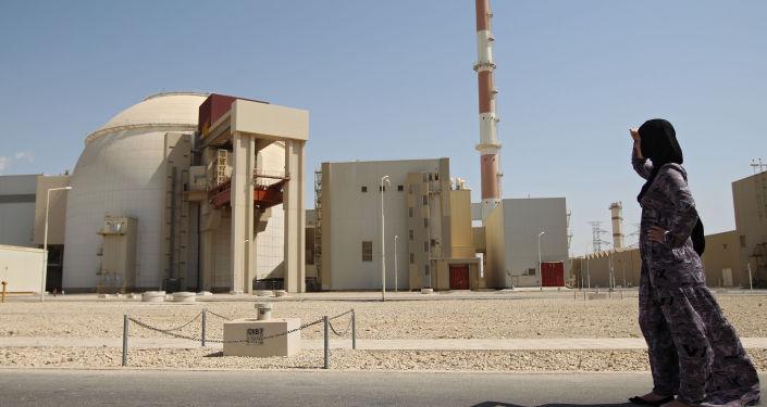 """伊朗""""布什尔""""核电站1号机组"""