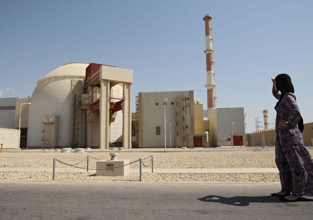 伊朗原子能组织:该国开始建造稳定同位素研究中心