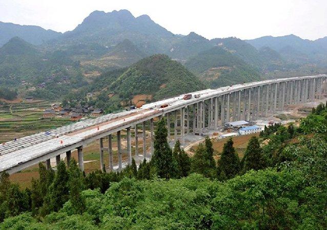 中國外長:貴州依託「一帶一路」區位優勢成為中國開放生力軍