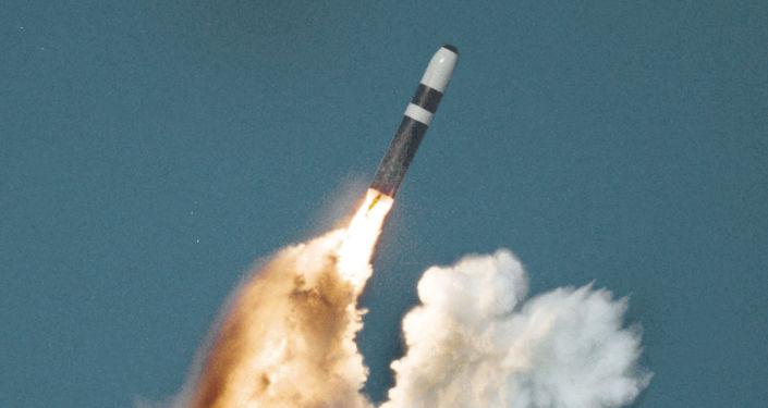 三叉戟II-D5型海基洲际弹道导弹